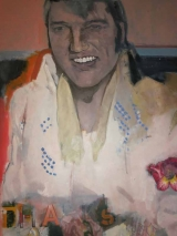 <h5>Art contemporain</h5><p>Frank Suppan, Elvis</p>