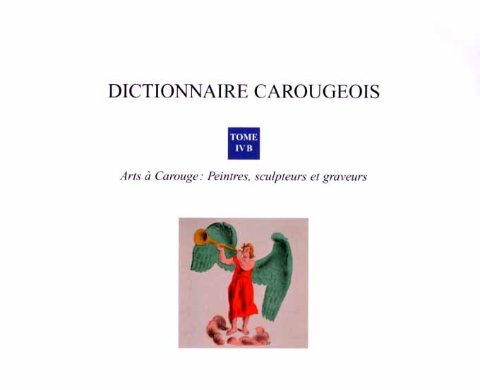 Dictionnaire Carougeois